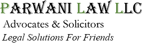 Parwani Law LLC, Legal Solution for Friends
